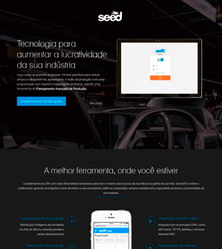 Site do Seed APS